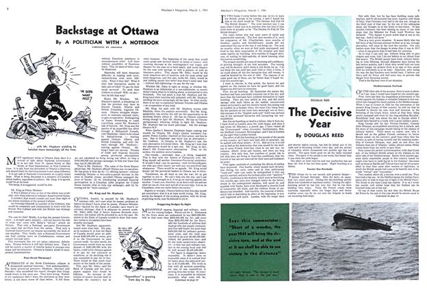 Article Preview: The Decisive Year, March 1941 | Maclean's