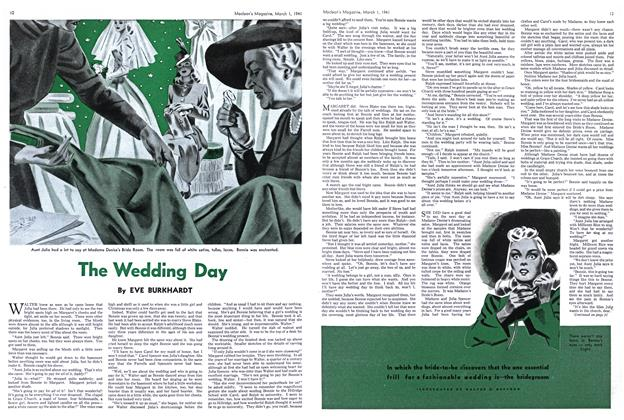 Article Preview: The Wedding Day, March 1941 | Maclean's