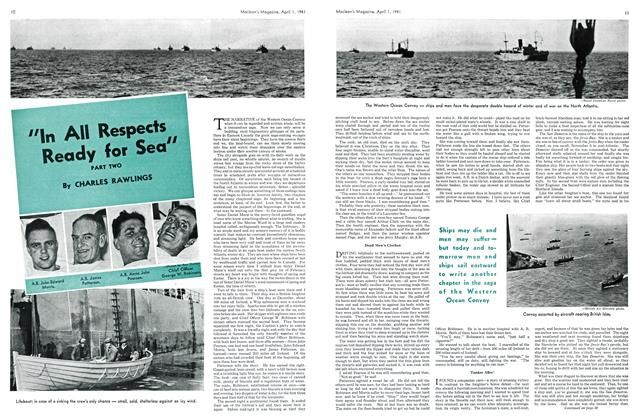 """Article Preview: """"In All Respects Ready for Sea"""", April 1941 