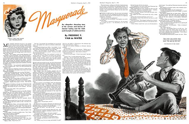 Article Preview: Masquerade, April 1941 | Maclean's