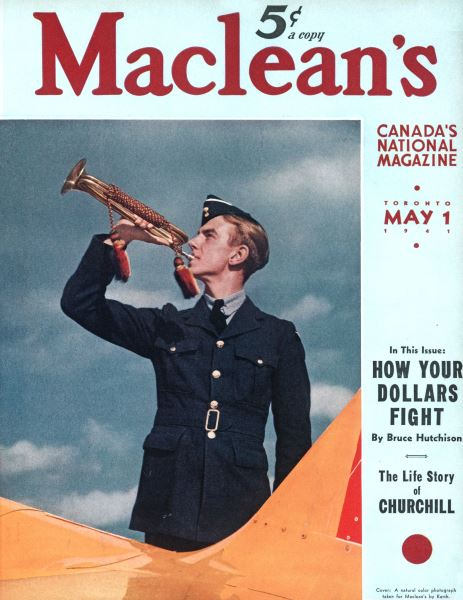 Issue: - May 1941   Maclean's