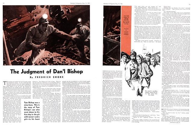 Article Preview: The Judgment of Dan'l Bishop, May 1941 | Maclean's