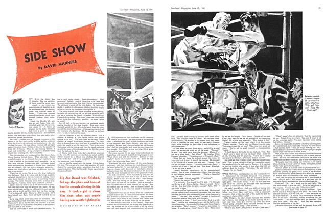 Article Preview: SIDE SHOW, June 1941 | Maclean's