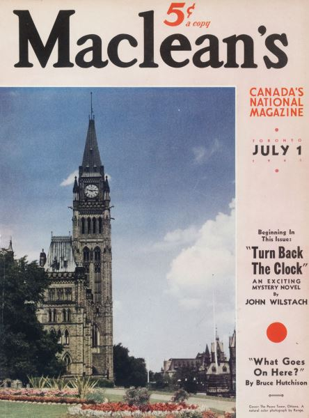 Issue: - July 1941 | Maclean's