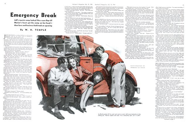 Article Preview: Emergency Break, July 1941 | Maclean's