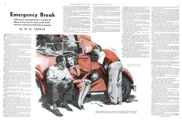 Article Preview: Emergency Break, July 1941 | Maclean's