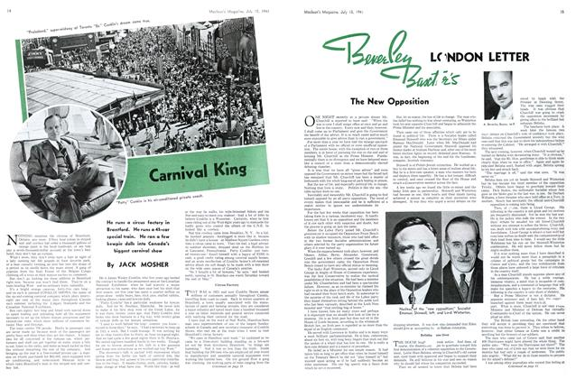 Article Preview: Carnival King, July 1941 | Maclean's