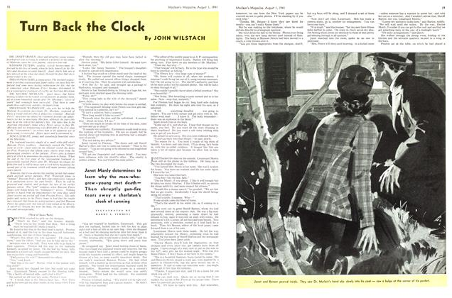Article Preview: Turn Back the Clock, August 1941 | Maclean's