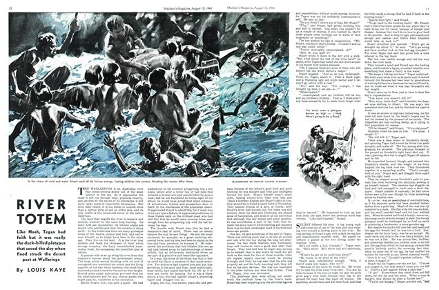 Article Preview: RIVER TOTEM, TORONTO AUGUST 15 1941 1941 | Maclean's