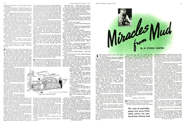 Article Preview: Miracles from Mud, TORONTO AUGUST 15 1941 1941 | Maclean's