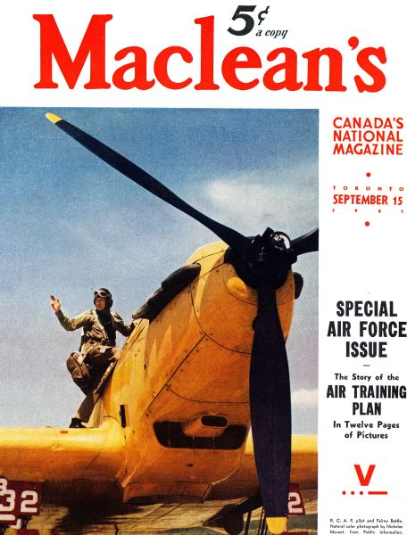 Issue: - September 1941 | Maclean's