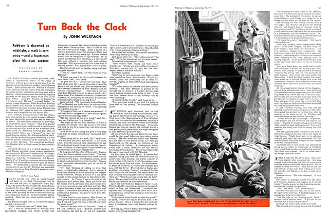 Article Preview: Turn Back the Clock, September 1941 | Maclean's