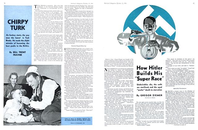 "Article Preview: How Hitler Builds His ""Super Race"", October 1941 