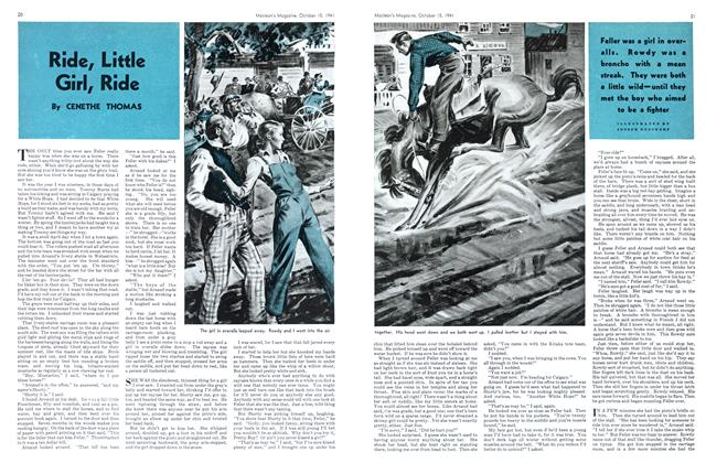 Article Preview: Ride, Little Girl, Ride, October 1941 | Maclean's