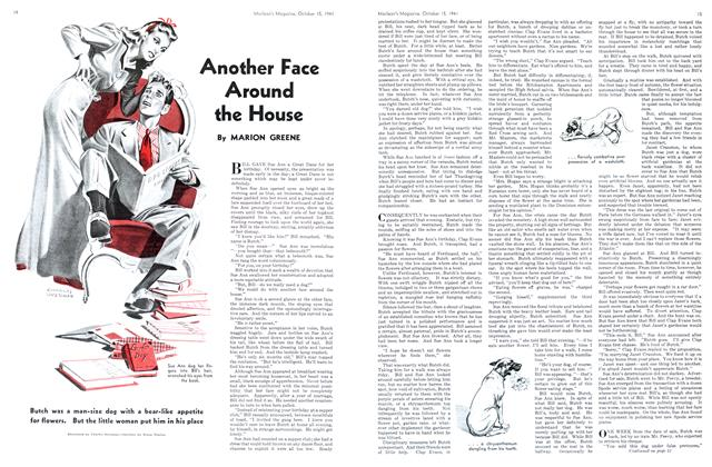 Article Preview: Another Face Around the House, October 1941 | Maclean's
