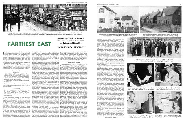 Article Preview: FARTHEST EAST, November 1941 | Maclean's