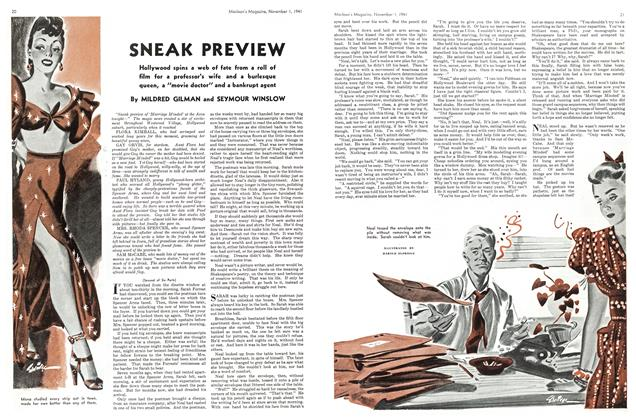 Article Preview: SNEAK PREVIEW, November 1941 | Maclean's