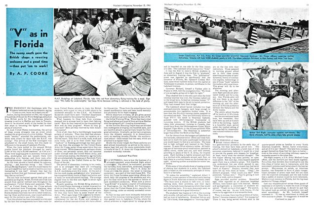 "Article Preview: ""V"" as in Florida, November 1941 