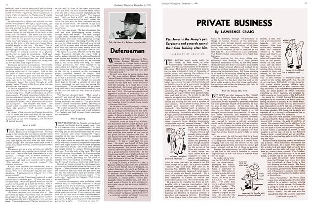 Article Preview: PRIVATE BUSINESS, December 1941 | Maclean's