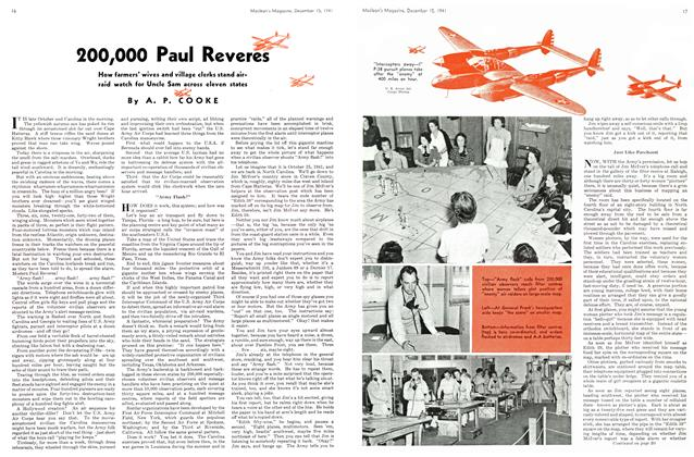 Article Preview: 200,000 Paul Reveres, December 1941 | Maclean's