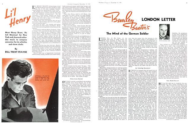 Article Preview: Li'l Henry, December 1941 | Maclean's