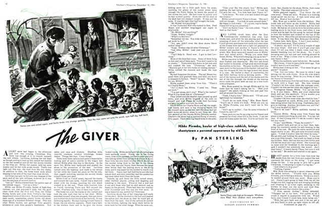 Article Preview: The GIVER, December 1941 | Maclean's