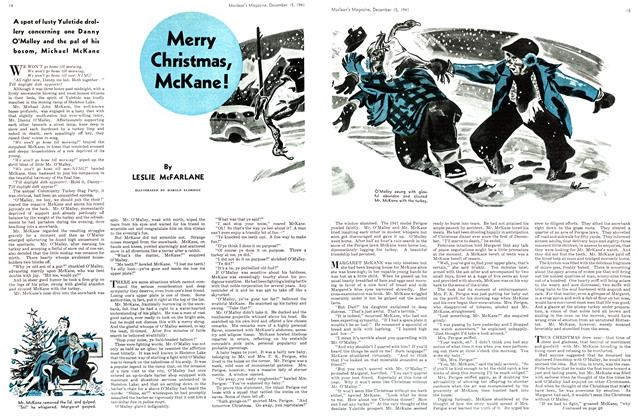 Article Preview: Merry Christmas, McKane!, December 1941 | Maclean's