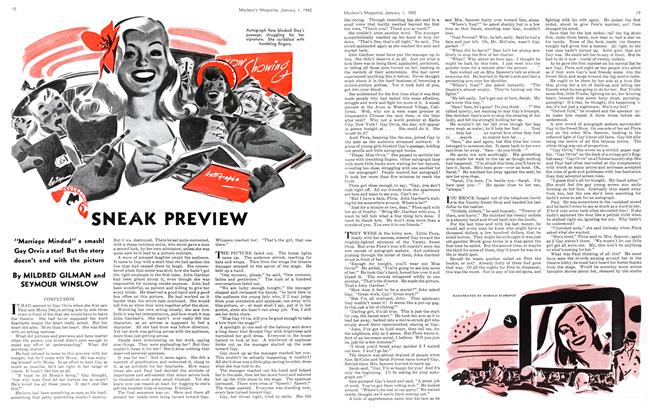 Article Preview: SNEAK PREVIEW, January 1942 | Maclean's