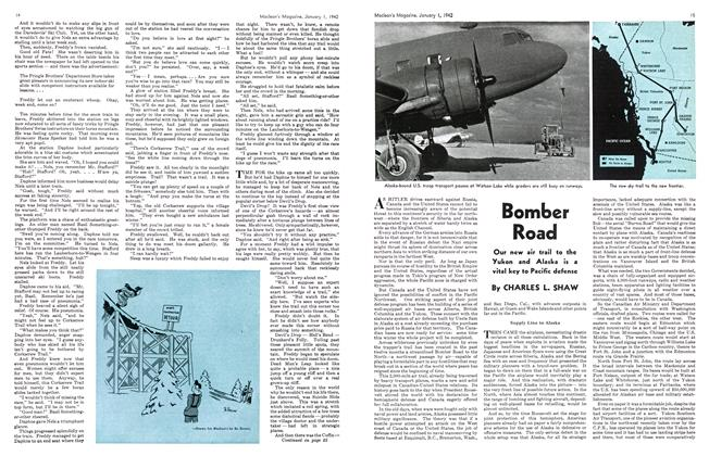 Article Preview: Bomber Road, January 1942 | Maclean's