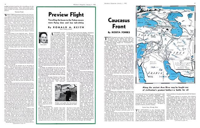 Article Preview: Caucasus Front, January 1942 | Maclean's