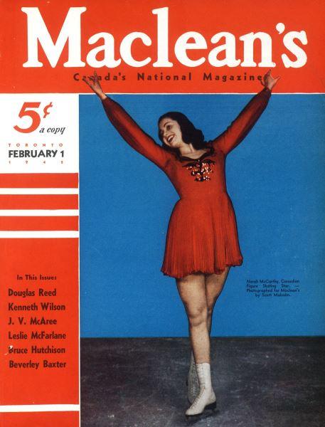 Issue: - February 1942   Maclean's