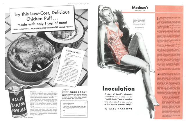 Article Preview: Inoculation, February 1942 | Maclean's