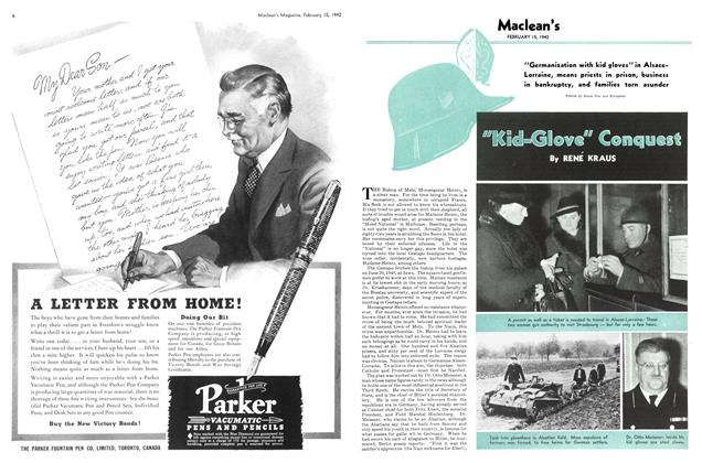 "Article Preview: ""Kid-Glove"" Conquest, February 1942 