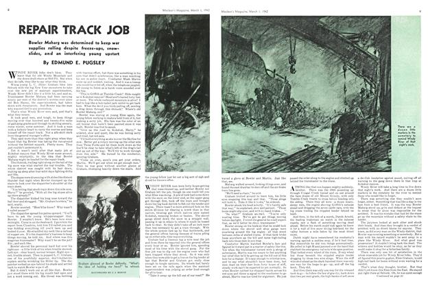 Article Preview: REPAIR TRACK JOB, March 1942 | Maclean's
