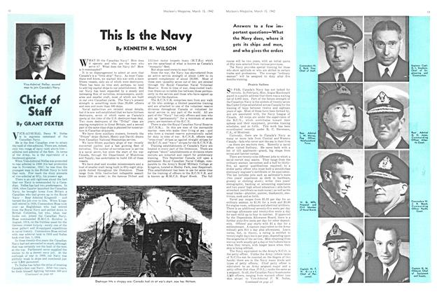Article Preview: This Is the Navy, March 1942 | Maclean's