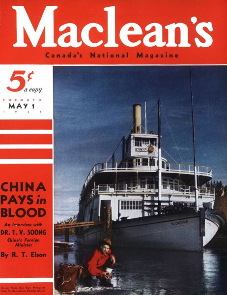 Issue: - May 1942   Maclean's
