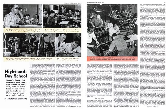 Article Preview: Night-and-Day School, May 1942 | Maclean's