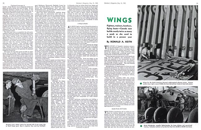 Article Preview: WINGS, May 1942 | Maclean's