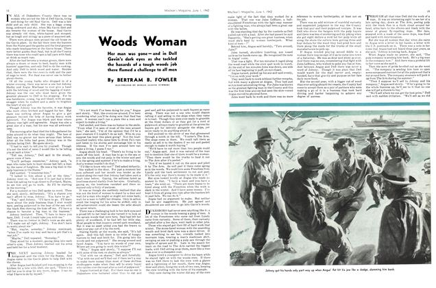 Article Preview: Woods Woman, June 1942 | Maclean's