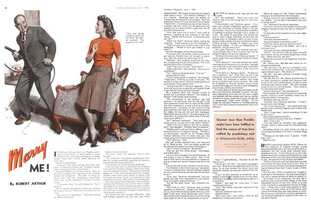 Article Preview: Marry ME!, June 1942 | Maclean's