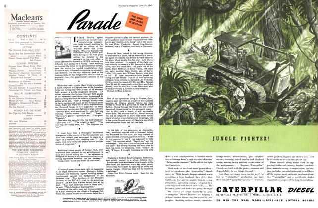 Article Preview: Parade, June 1942 | Maclean's