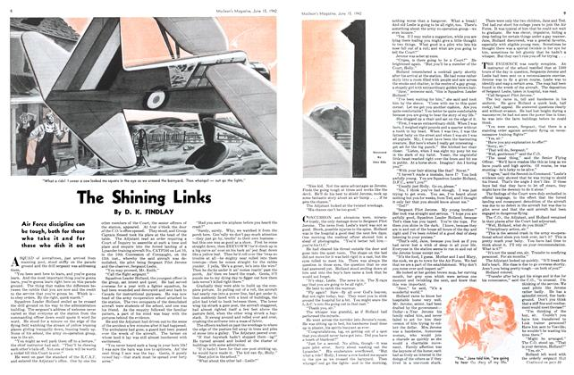Article Preview: The Shining Links, June 1942 | Maclean's