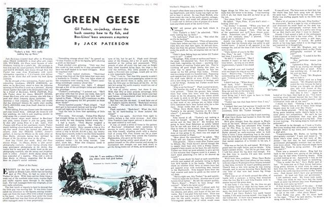 Article Preview: GREEN GEESE, July 1942 | Maclean's