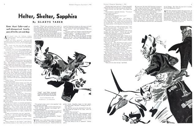 Article Preview: Helter, Skelter, Sapphira, September 1942 | Maclean's
