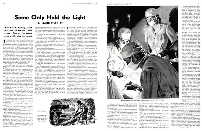 Article Preview: Some Only Hold the Light, September 1942 | Maclean's