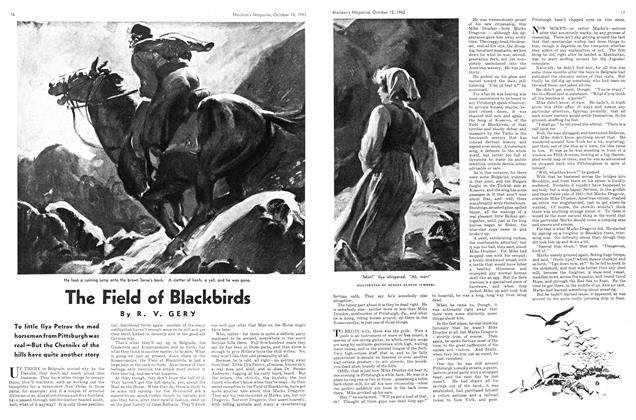 Article Preview: The Field of Blackbirds, October 1942 | Maclean's