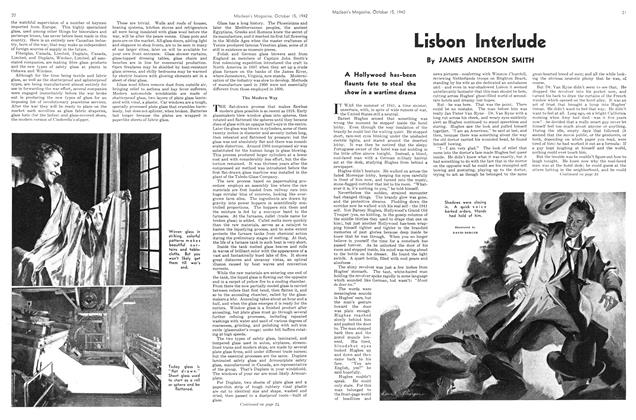Article Preview: Lisbon Interlude, October 1942 | Maclean's