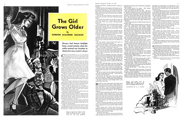 Article Preview: The Girl Grows Older, October 1942 | Maclean's