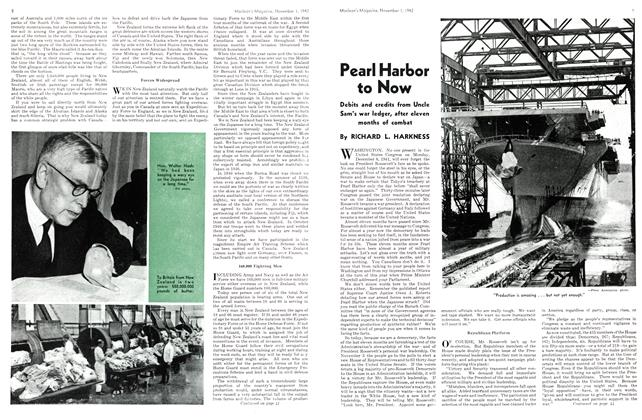Article Preview: Pearl Harbor to Now, November 1942 | Maclean's