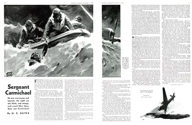 Article Preview: Sergeant Carmichael, November 1942 | Maclean's